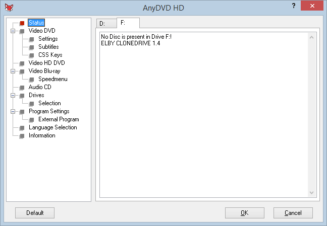 RedFox AnyDVD HD | Backup movie DVD and Blu-ray