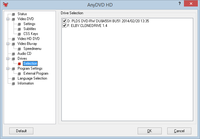 RedFox AnyDVD HD   Backup movie DVD and Blu-ray
